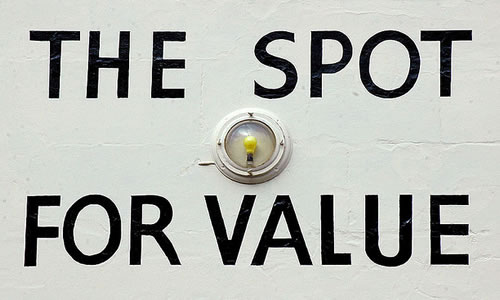 the_spot_for_value